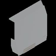 AVENTOS HK-S малый поворотный механизм, заглушка, с предустановленной малой заглушкой, левая
