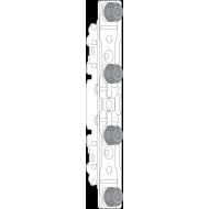 AVENTOS HS/HL/HK AVENTOS HS/HL/HK подъемные механизмы, крепления фасада для тонких фасадов, EXPANDO T