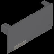 AVENTOS HK top –  поворотный подъемник, заглушка большая, с предустановленной малой заглушкой, левая