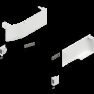 AVENTOS HK top - поворотный подъемник, комплект заглушек (с спусковой переключатель для сверления, в комплекте), левый/правый, для SERVO-DRIVE