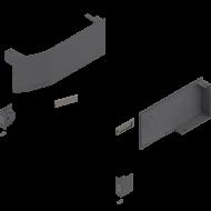 Подъемный механизм AVENTOS HK top, комплект заглушек (вкл. кнопка включения для установки в высверле