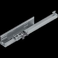 TANDEM частковий висув, 30 кг, НД=310 мм, з фіксаторами, ліва