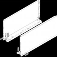 Царга LEGRABOX, высота F (241,0 мм), НД=400 мм, левая/правая, LEGRABOX pure