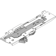 Единица TIP-ON BLUMOTION для LEGRABOX/MOVENTO, Тип S1, НД=270-349 мм, общий вес ящика=10-20 кг, лев.