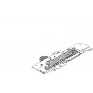 Механизм TIP-ON BLUMOTION для LEGRABOX/MOVENTO, Тип L1, НД=350-750 мм, общий вес ящика=0-20 кг, прав.