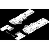 LEGRABOX одиниця (+зачіпна деталь) TIP-ON BLUMOTION, Тип L3, NL=350-750 мм, 5-40кг, ліво/право