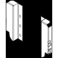 TANDEMBOX держатель задней стенки из ДСП, высота B (160 мм), левый/правый