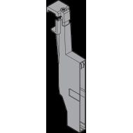 ORGA-LINE держатель поперечного релинга, высота D, для TANDEMBOX antaro ящик с высоким фасадом