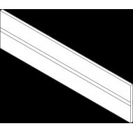 ORGA-LINE профиль поперечный разделитель, TANDEMBOX ящик с высоким фасадом, длина = 1077 мм, алюминий