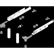 SPACE STEP  Комплект, пластмаса/сталь, НД=460 мм