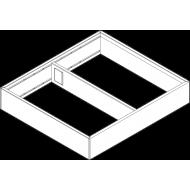 AMBIA-LINE  рамка для LEGRABOX, сталь, от НД=270 мм, ширина=242 мм