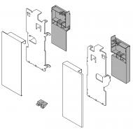 LEGRABOX крепления передней панели, высота K, для внутренней ящика, левое/правое