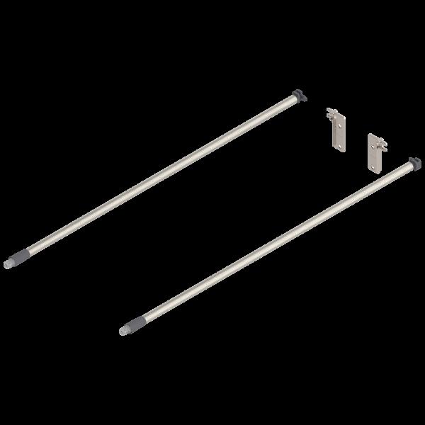 MOVENTO/TANDEM продольный релинг, НД=520 мм