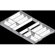 ORGA-LINE набор лотков (полное заполнение), TANDEMBOX ящик, НД=500 мм, ШК=900 мм