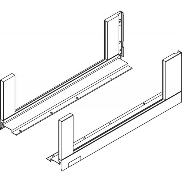 Царга LEGRABOX free, высота C (177,0 мм), НД=350 мм, левая/правая, LEGRABOX free