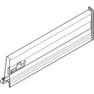 TANDEMBOX царга, высота K (115 мм), НД=450 мм, правая, TANDEMBOX plus