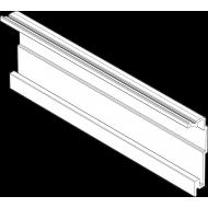 Несущий профиль SERVO-DRIVE горизонтальный, длина = 1143 мм, ВШК = 1161-1170 мм, алюминий, под раскрой