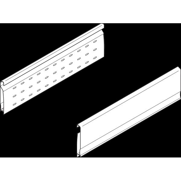 TANDEMBOX BOXSIDE, высота D, НД=650 мм, левый/правый
