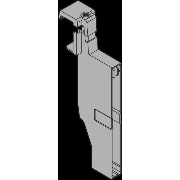 ORGA-LINE держатель поперечного разделителя, высота C, для TANDEMBOX antaro ящик с высоким фасадом