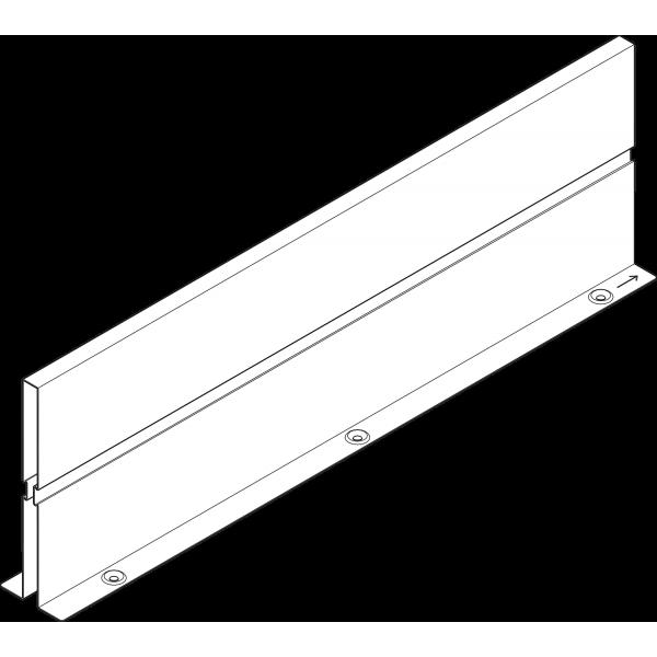 ORGA-LINE Межсекционная стенка, НД=600 мм, TANDEMBOX intivo/antaro ящик с высоким фасадом