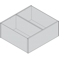 AMBIA-LINE рамка для LEGRABOX ящик с высоким фасадом, декор под дерево, от ВС=270 мм, ширина=242 мм