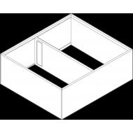 AMBIA-LINE рамка для LEGRABOX ящик с высоким фасадом, сталь, от НД = 270 мм, ширина = 242 мм