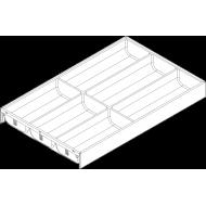 AMBIA-LINE лоток для столовых приборов для LEGRABOX, пластмасса/сталь, 6 лотков, ВС=500 мм, ширина=300 мм