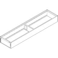 AMBIA-LINE  рама для LEGRABOX стандартный ящик, сталь, НД=500 мм, ширина=100 мм