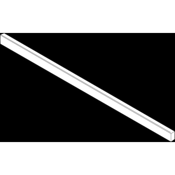 LEGRABOX Реллинг, к ШК = 1200 мм, под раскрой