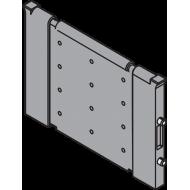ORGA-LINE поперечный разделитель, TANDEMBOX/TANDEM ящик, ширина = 88 мм