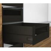 Blum TANDEMBOX INTIVO 450L BOXCAP внутренний, терра-черный