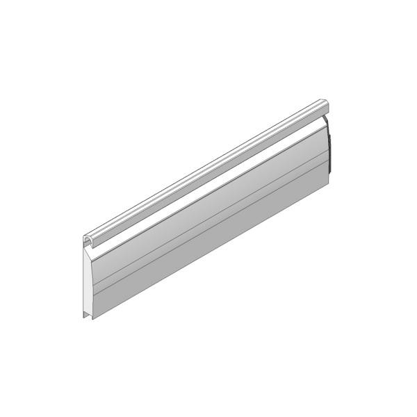 TANDEMBOX Боковая стенка  BOXSIDE, двойная перфорированная, высота D, НД=450мм, левая/правая