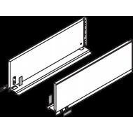 LEGRABOX царга, высота C (177,0 mm), НД = 450 мм, левая/правая, LEGRABOX pure