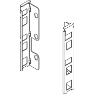 LEGRABOX держатель задней стенки из ДСП, высота K (144 мм), левый/правый