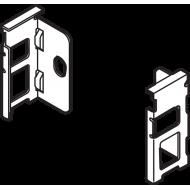 LEGRABOX держатель задней стенки из ДСП, высота N (80 мм), левый/правый