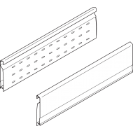 TANDEMBOX Боковая стенка  BOXSIDE, двойная перфорированная, высота D, НД=500мм, левая/правая