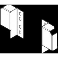 TANDEMBOX plus держатель релинга (сзади) для регулируемого релинга, на саморезы