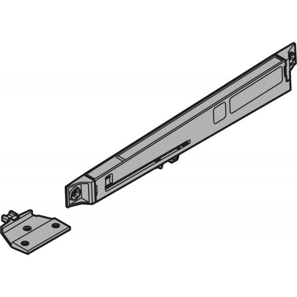 BLUMOTION для систем выдвижения, 32x METABOX