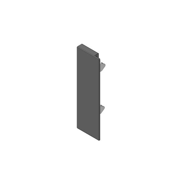 LEGRABOX крепление передней панели, высота C, для внутреннего высокого ящика с релингом, левое/правое