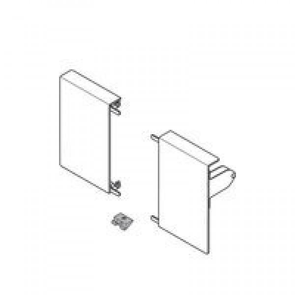 TANDEMBOX держатель фасада, высота M, для внутренних ящиков, левый/правый, TANDEMBOX intivo