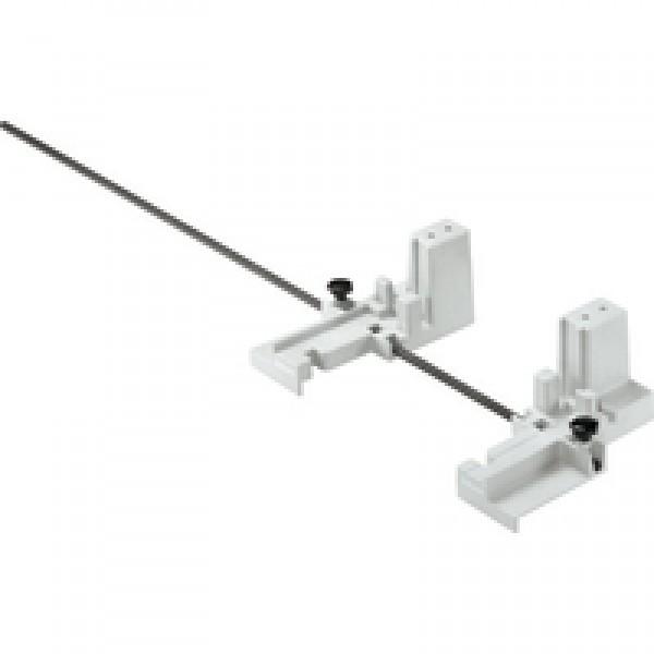 Приспособление для монтажа BOXFIX E-T, для Толщина дна ящика 16 мм для TANDEMBOX, Вручную, Способ монтажа: Под саморезы, KB Ширина корпуса (KB) 270 – 1200 мм