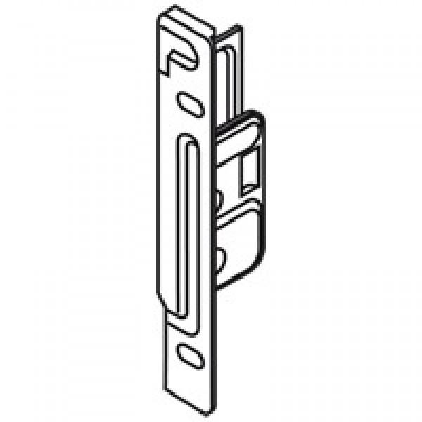 METABOX крепление фасада, высота M/K/H, на саморезы, правое