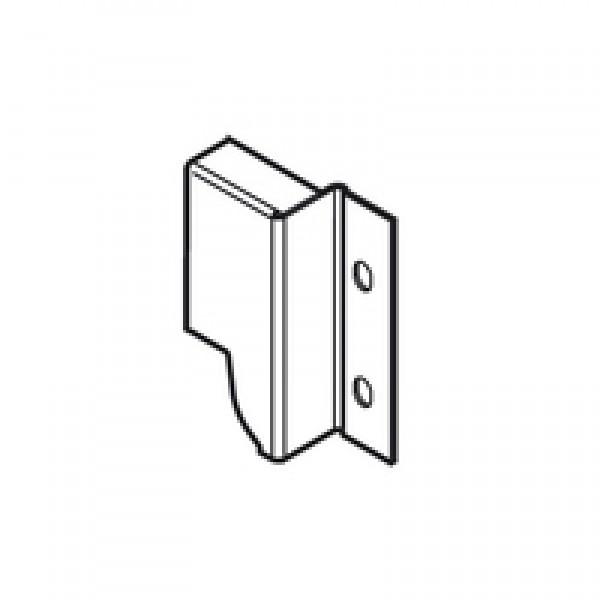 TANDEMBOX держатель задней стенки из ДСП, высота M (96,5 мм), левый