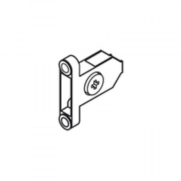 TANDEMBOX крепление фасада, на саморезы, симметрич.