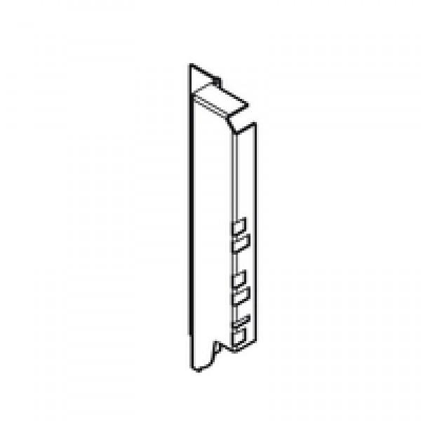 TANDEMBOX держатель задней стенки из ДСП, высота C (192 мм), правый