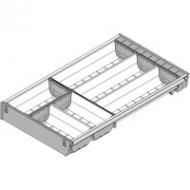 ORGA-LINE комплект лотков (частичное заполнение), TANDEMBOX стандартный ящик, НД=500 мм, ширина=280 мм