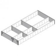 ORGA-LINE комплект разделителей (частичное заполнение), TANDEMBOX стандартный ящик, НД=650 мм, ширина=291 мм