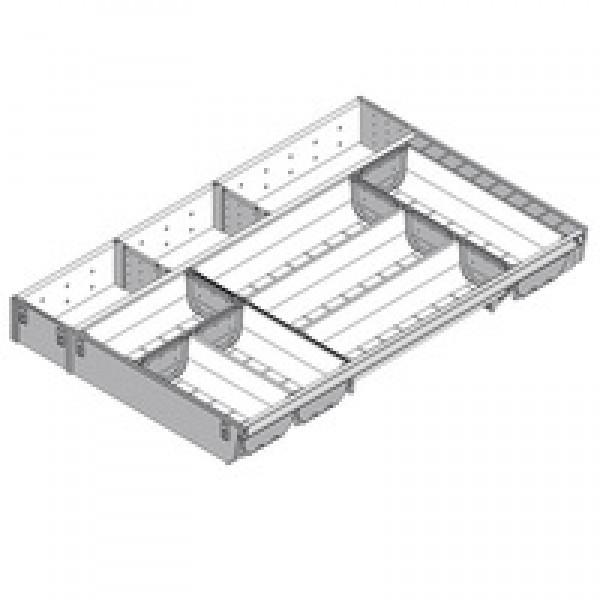 ORGA-LINE комбинированный набор (частичное заполнение), TANDEMBOX стандартный ящик, НД=600 мм, ширина=377 мм