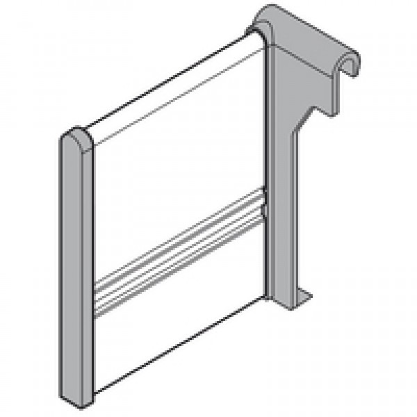 ORGA-LINE продольный разделитель, TANDEMBOX plus ящик с высоким фасадом