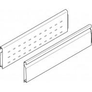 TANDEMBOX Боковая стенка  BOXSIDE, двойная перфорированная, высота D, НД=550мм, левая/правая